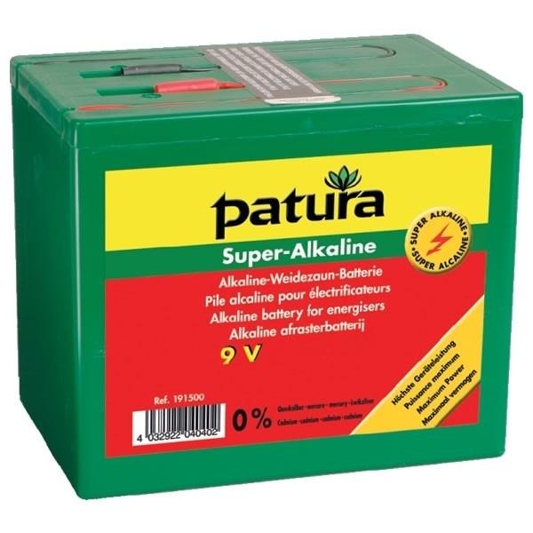 Batterij Alkaline voor schrikapp 9V 175 AH