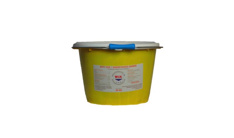 Cocs emmer 20 kg (gegoten)