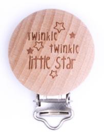 Speenclip Twinkle twinkle