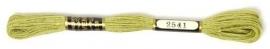 borduurgaren geelgroen 2541