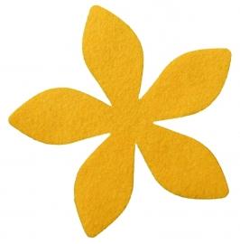 Vilten bloem fleur