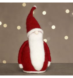 DIY pakket 'naaldvilt een kerstman'