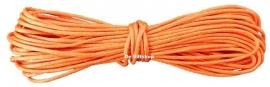 waxkoord oranje 5m