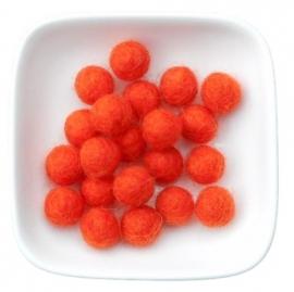 balletje 1cm oranje