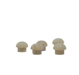 minipaddestoeltjes 5 stuks