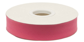 Biaisband Fuchsia volle rol 20m