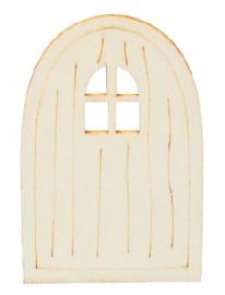 Houten deurtje nr1