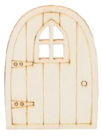 Houten deurtje nr2