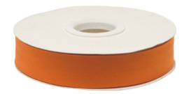 Biaisband Oranje per meter