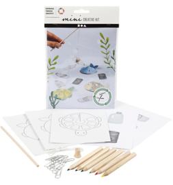 Mini Creative Kit Visspel