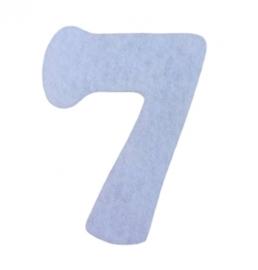 stanscijfer 7