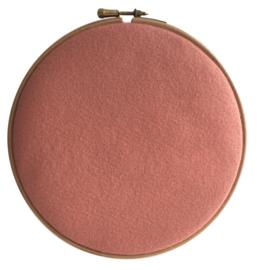 Woolblend Pink grapefruit