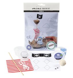 Mini Creative Kit Piratenschip