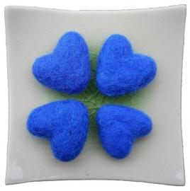 Hartje Koningsblauw