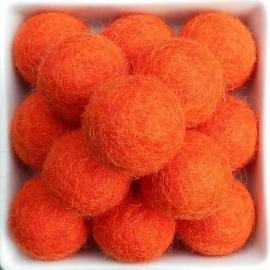 balletje 2cm oranje