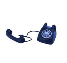 Miniatuur telefoon
