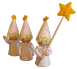 Drie lichtdragers Pippilotta