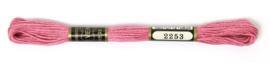 Borduurgaren Englisch Rose 2253