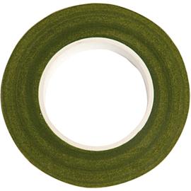 Crepe wikkelband groen