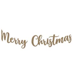 MDF hanger Merry Christmas Groot!