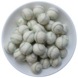 Viltballetje Swirl softmint