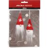 Mini creative kit 2 kerstkabouter hangers