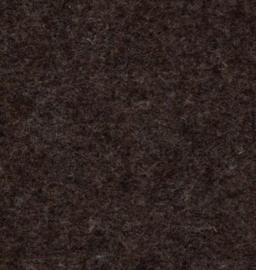 Wolvilt Donkerbruin Mêlee 20x30