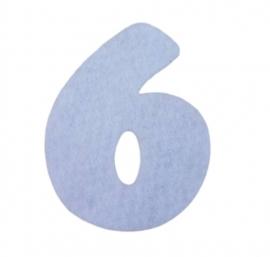 stanscijfer 6
