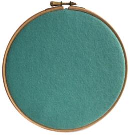 Woolblend Peacock
