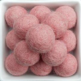 balletje 2cm roze