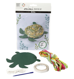 Mini Creative Kit Schildpad