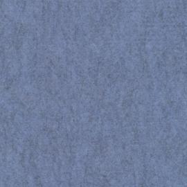 Wolvilt Blauw Mêlee 20x30