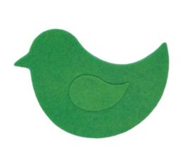Vilten vogels