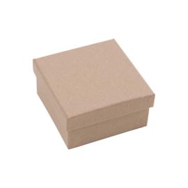 Vierkant doosje 7x7x3,5