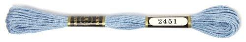 Borduurgaren lichtblauw 2451