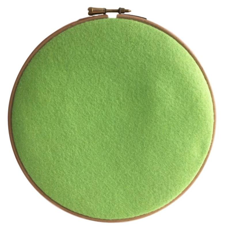 Woolblend Chartreuse