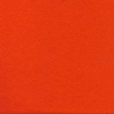 Wolvilt Oranje 20x30