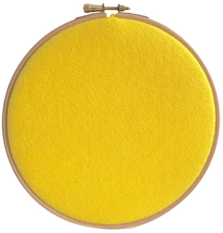 Woolblend Yellow