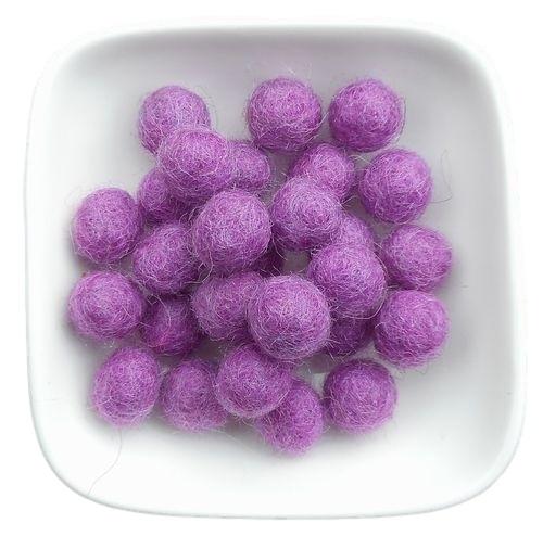 balletje 1cm violet