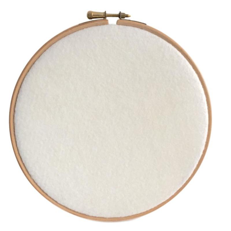 Woolblend White