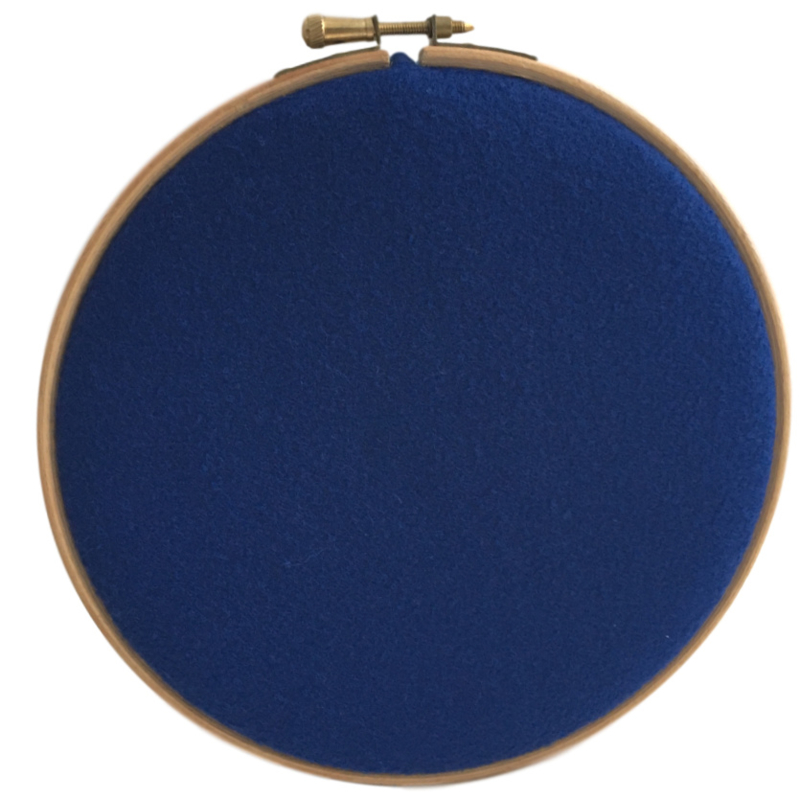 Woolblend Royal Blue