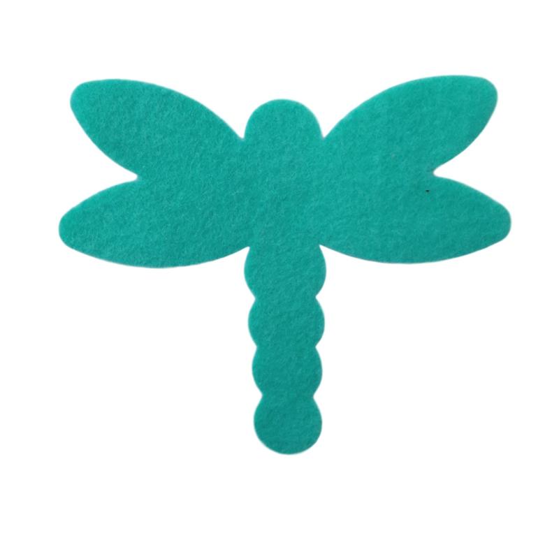 gestanste libelle 12cm