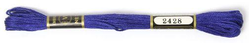 Borduurgaren Royal blue 2428