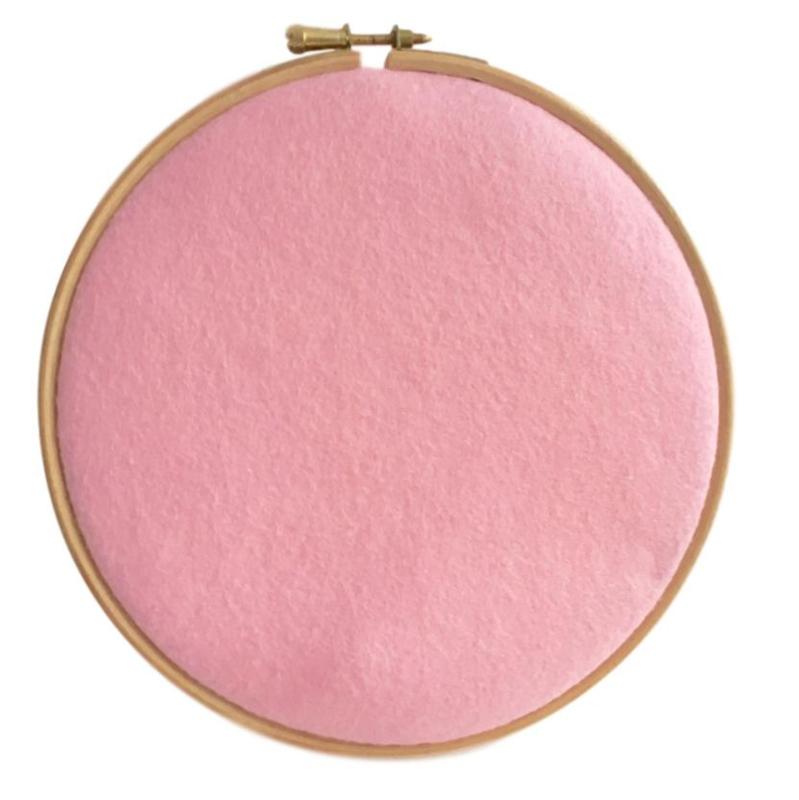 Woolblend Pink