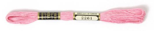 Borduurgaren Shocking Pink 2261