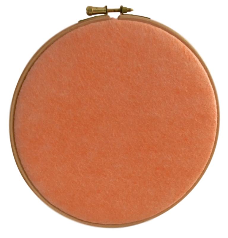 Woolblend Georgia peach