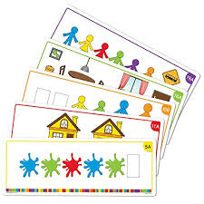 """All About Me """" Activity Cards"""""""