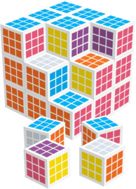 27 cubes of fun ( Fritzo)