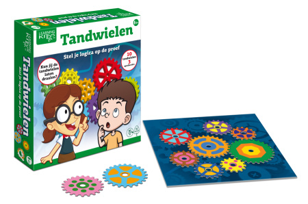 Learning Kitds Tandwielen