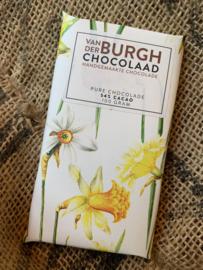 Paasreep fairtrade pure chocolade 100 gr (54% cacao)
